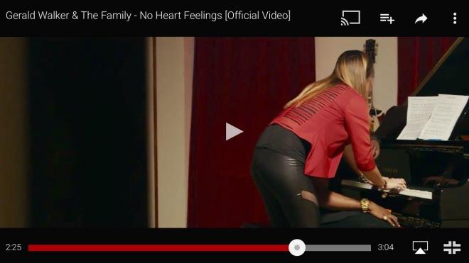 Kasey Ma in No Heart Feelings by Gerald Walker