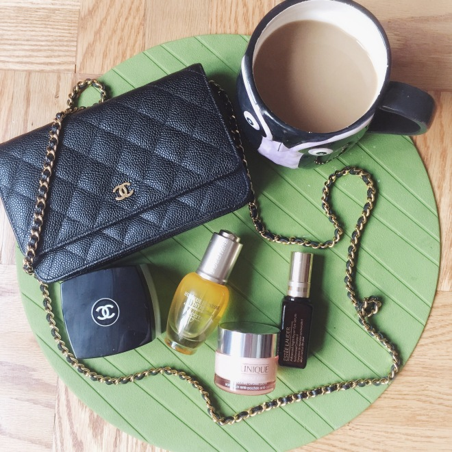 Beauty Breakfast with Chanel