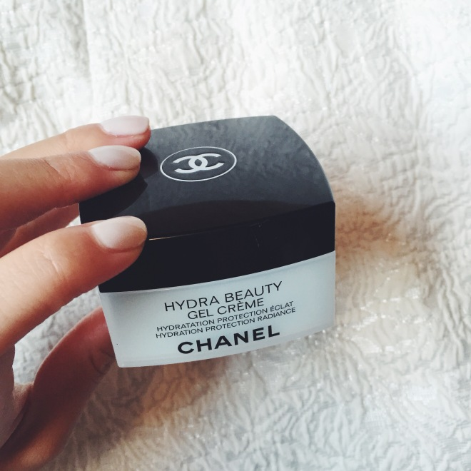 Chanel Hydra Beauty Gel Créme