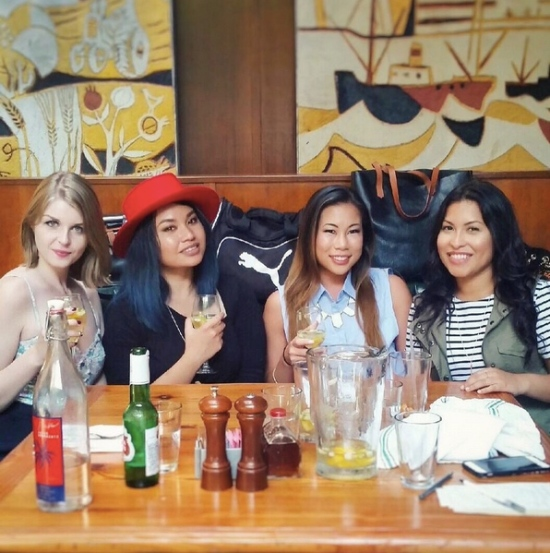 Blogger Brunch
